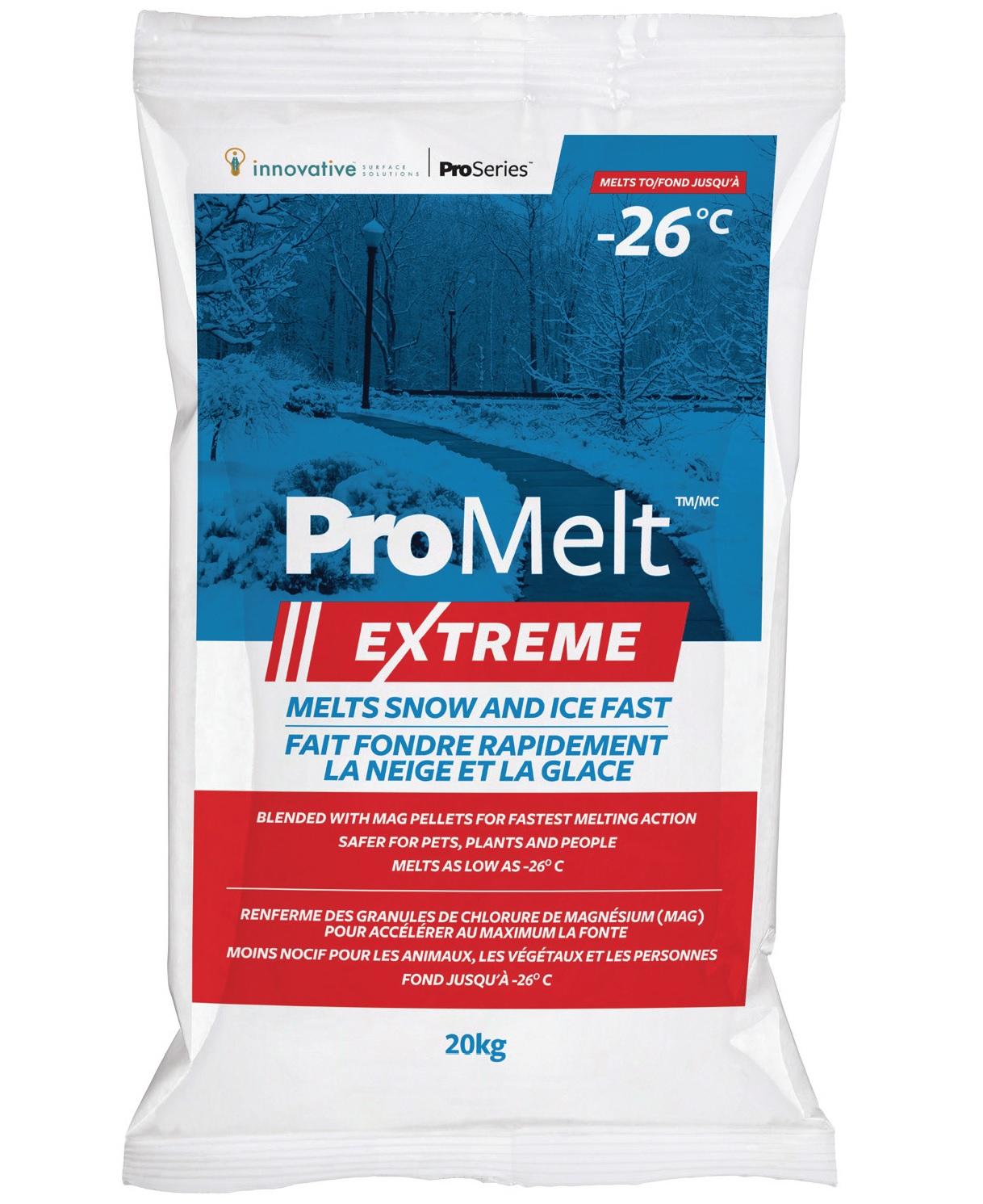 ProMelt Extreme Ice Melter, 20kg bags