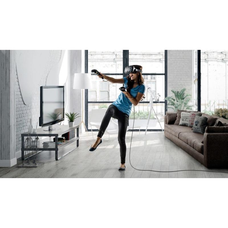 HTC Vive VR Complete Bundle: HTC Vive Virtual-Reality System & Alienware X51-Series Desktop (Fallout 4 VR Ready!)