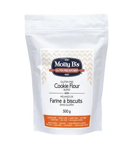 Molly B's Gluten-Free Cookie Flour Blend, Vegan, 3kg x 4/cs