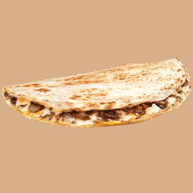 Steak Pizza-dilla