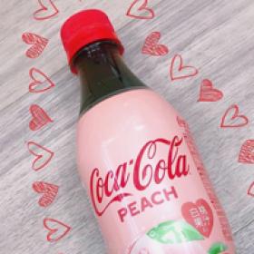 Peach Coca-Cola