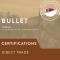 BULLET ESPRESSO (DIRECT TRADE) - MEDIUM ROAST