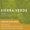 SIERRA VERDE (RAINFOREST ALLIANCE, ORGANIC) - MEDIUM ROAST)