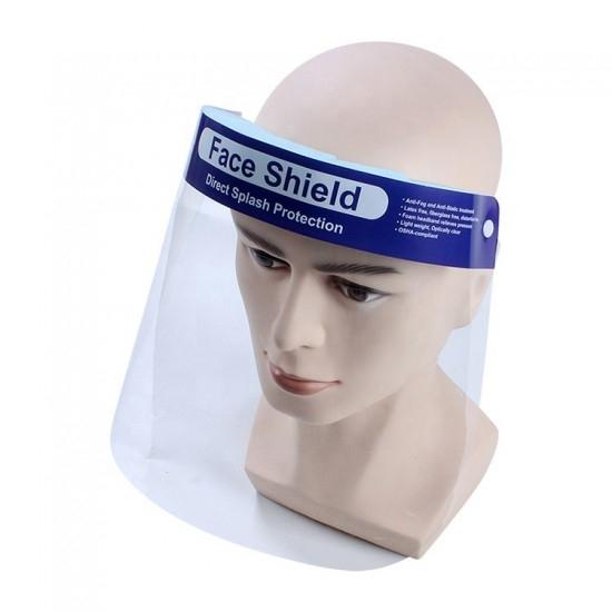 Splash Protection Face Shield, 20/pack