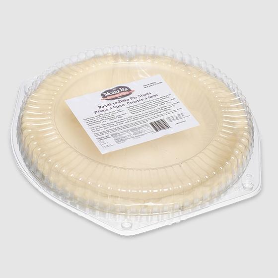 "Molly B's Gluten-Free Pie Shells (9"") ready-to-bake, 12x 2-packs"