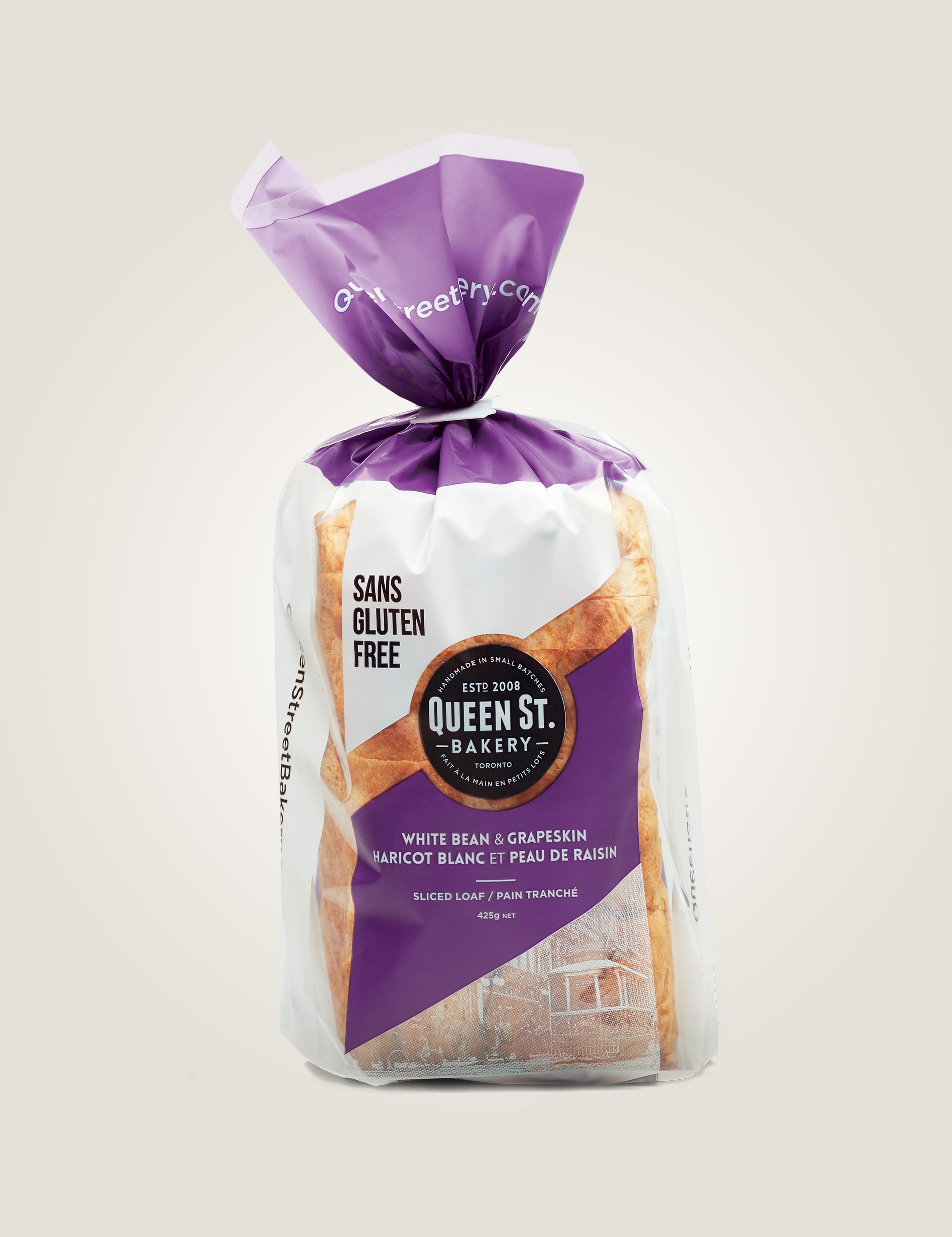 White Bean & Grapeskin Loaf (High Fiber), Frozen (minimum 50 pcs)