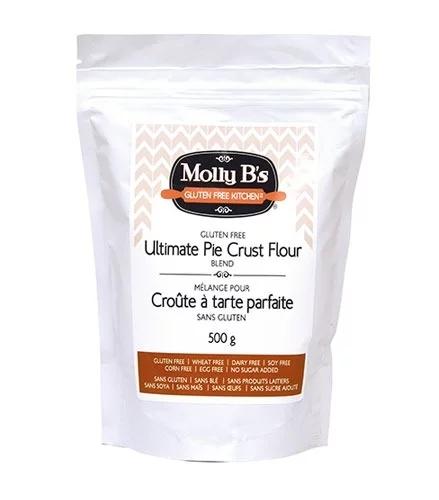 Molly B's Gluten-Free Ultimate Pie Crust Flour Blend, Vegan, 3kg x 4/cs